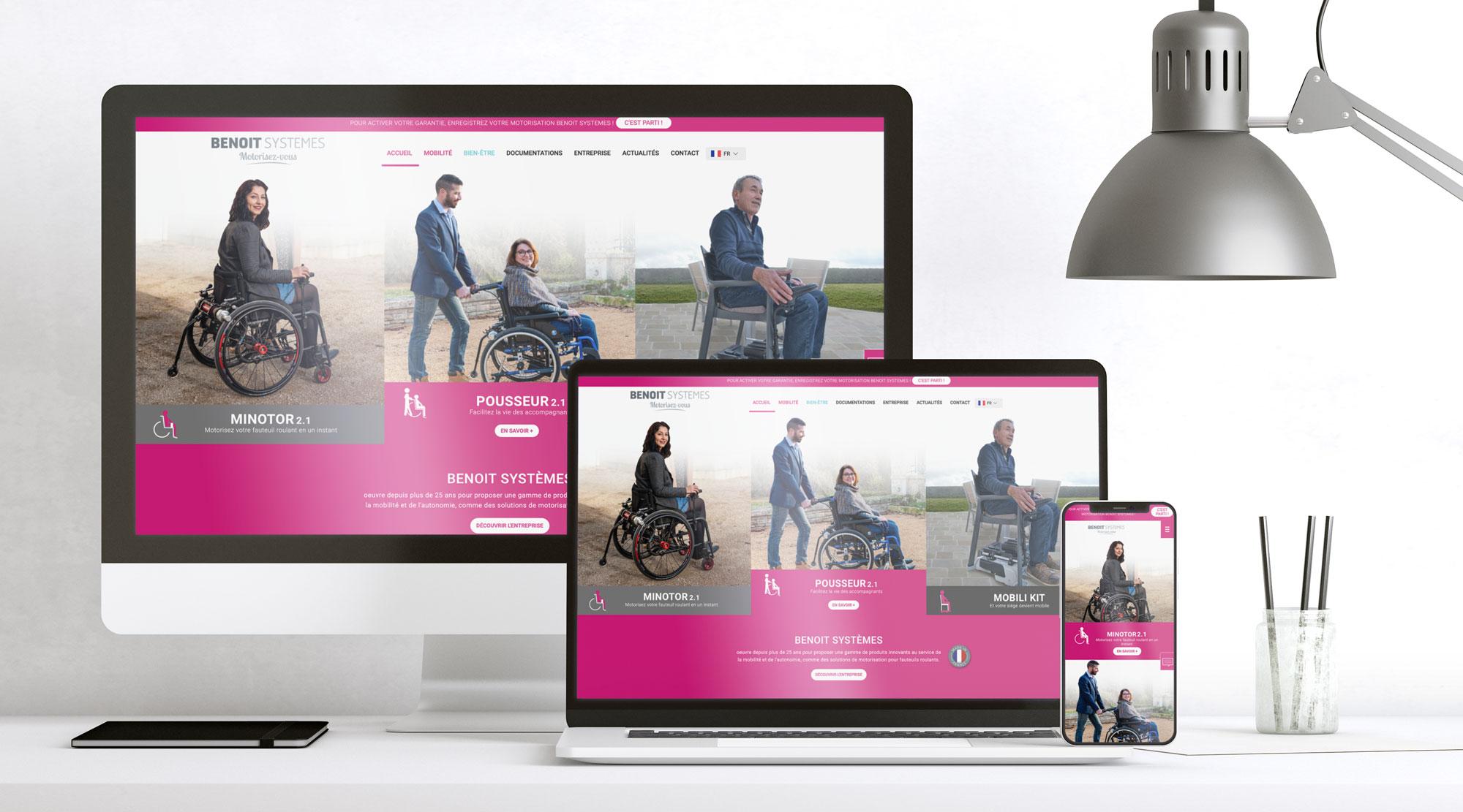 eclolink-agence-web-marketing-dijon-reference-client-benoit-systemes-mockup-responsive
