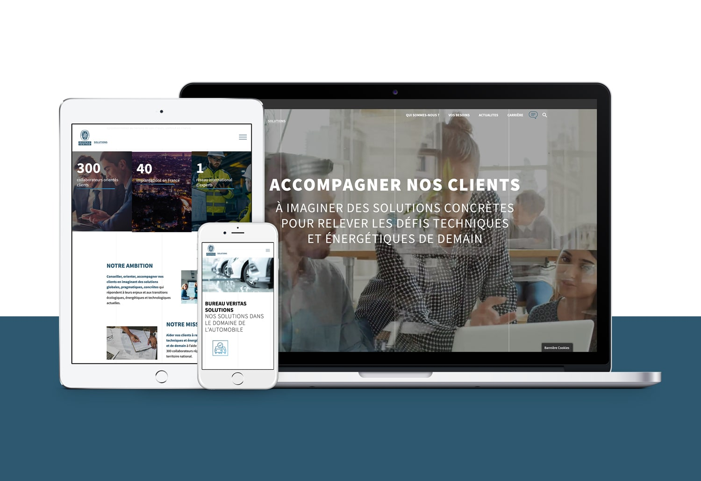 eclolink-agence-web-marketing-dijon-reference-client-bureau-veritas-solutions-mockup-responsive