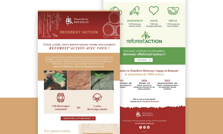 eclolink-agence-web-marketing-dijon-reference-client-tonnelerie-rousseau-mockup-newsletter