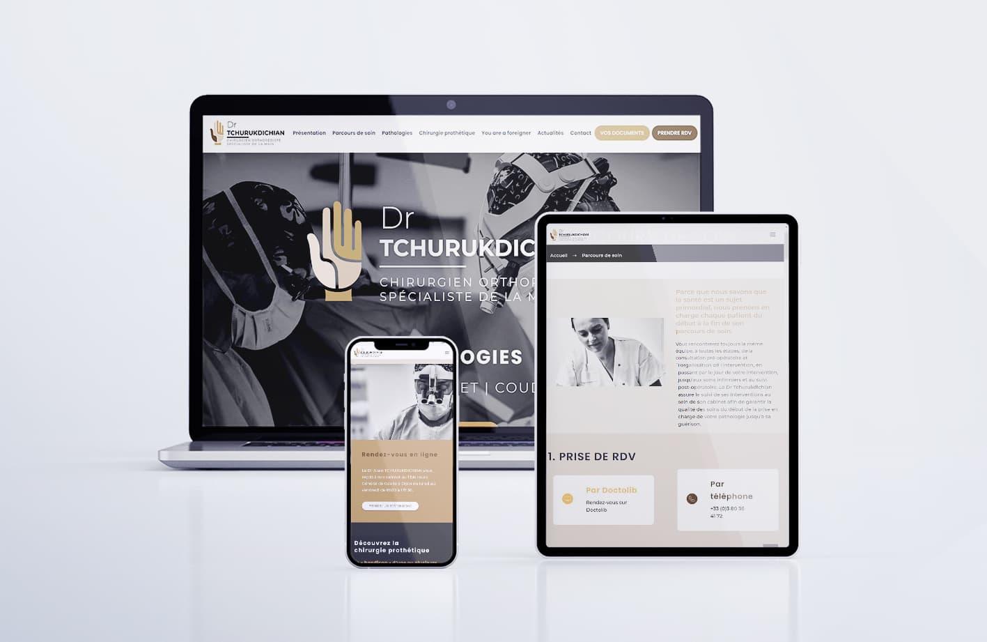 eclolink_agence_webmarketing_client_dijon_mockup-site-dr-Tchurukdichian
